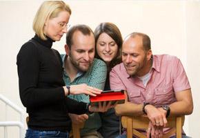 Ein Familienfotoshooting in Ehrenfeld