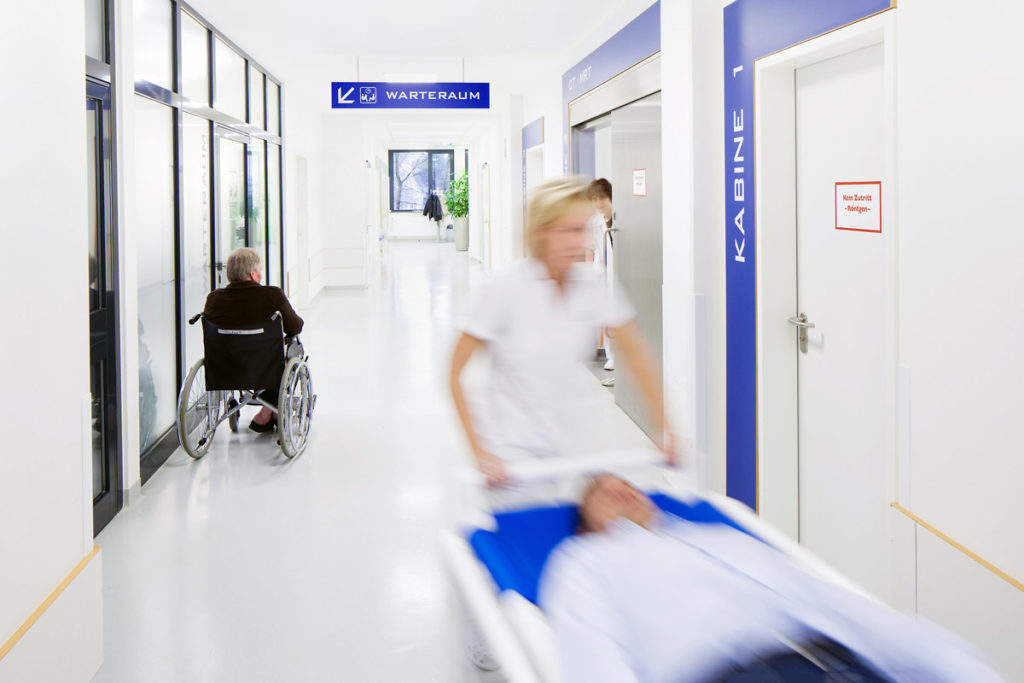 Uni Kliniken Foto - Medizin Praxisfotografie
