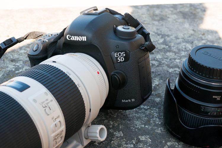 Digitale Testbilder mit der Canon 5D III