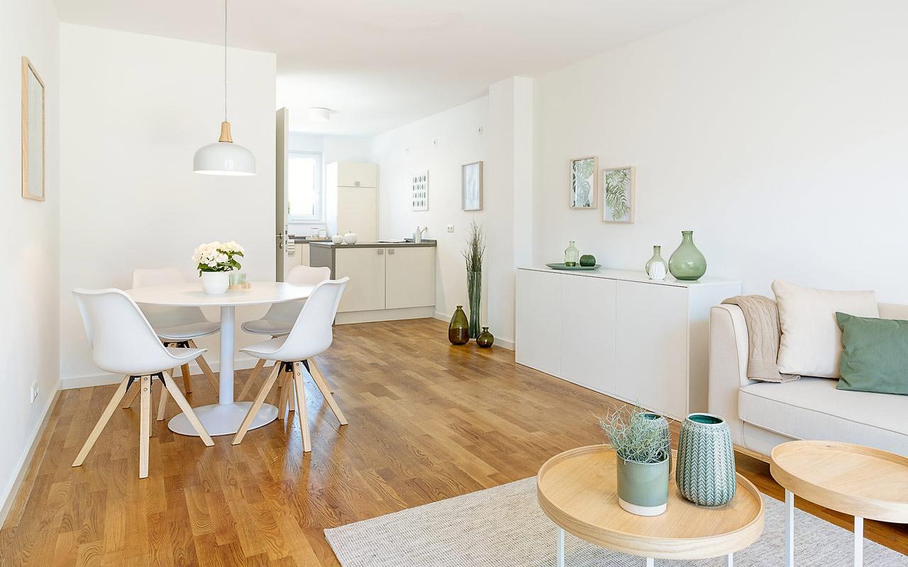 Innenarchitektur und Wohnraum Design von Dirk Baumbach fotografiert.