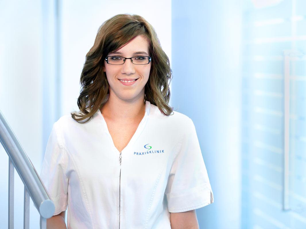 Klinik Foto der Praxisklinik Krankenschwester