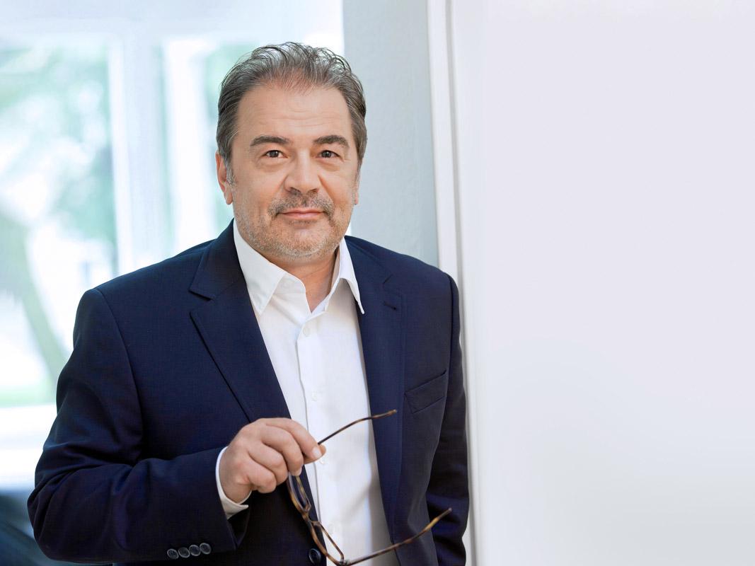 Geschäftsführer Business Portrait