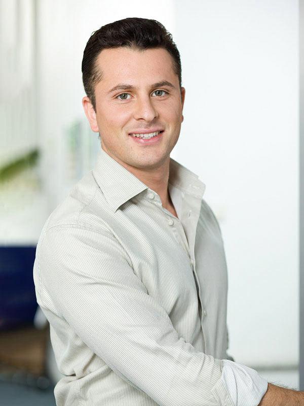junger Mann Beispielfoto des Fotografen in Köln