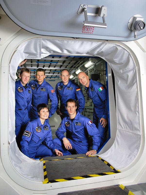 ESA Köln Astronauten Fotografie