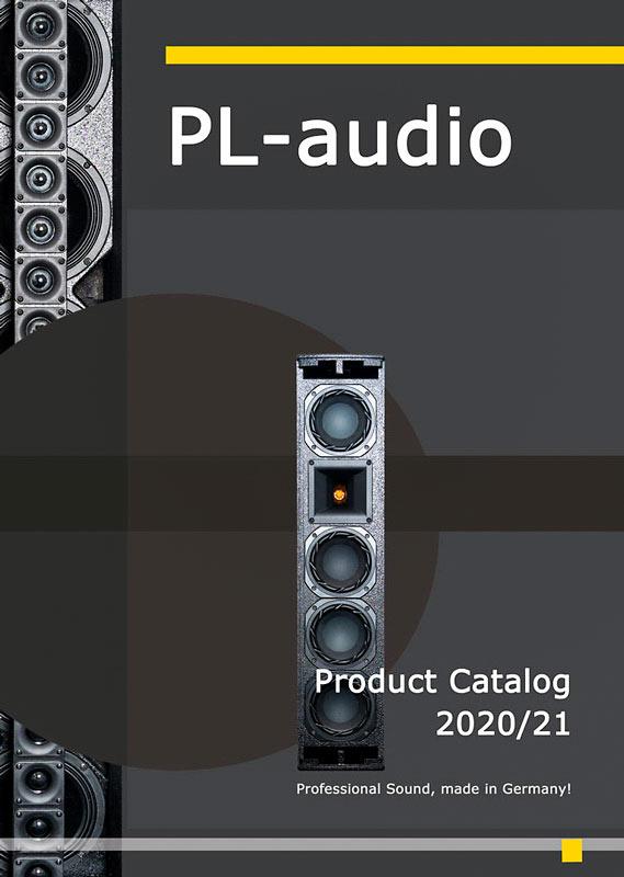 Katalog Beispielfoto des Kölner Fotografen für PL-audio