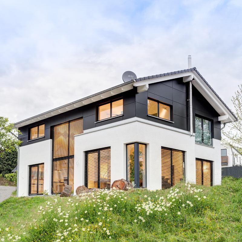 Haus Foto vom Fotografen für Immobilien in Köln