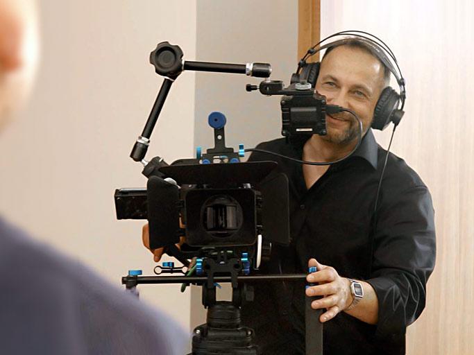 Kölner Fotograf Dirk Baumbach, Foto-Shooting